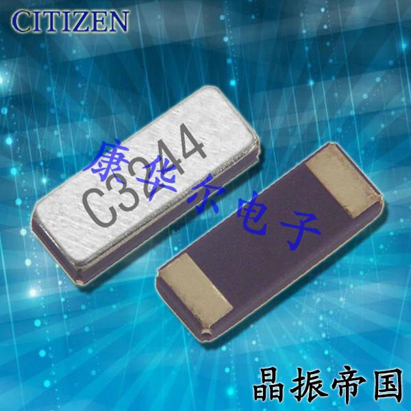西铁城晶振,石英晶振,CM519晶振