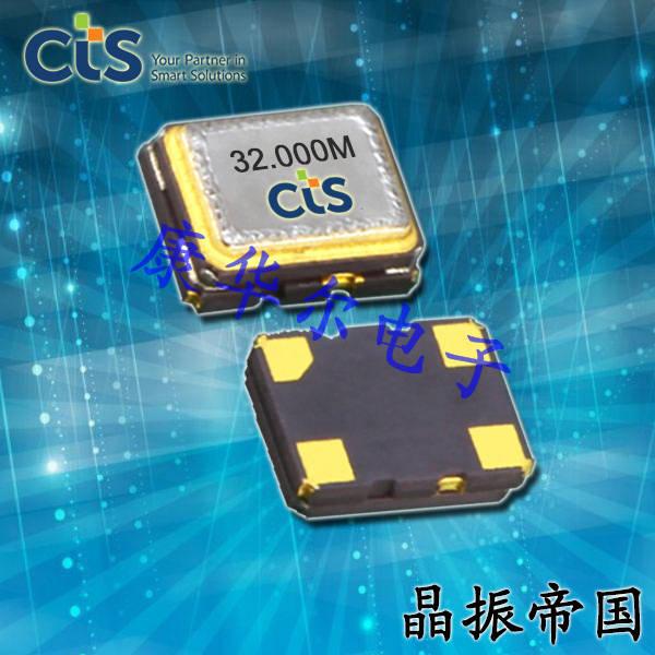 CTS晶振,压控晶振,520晶振