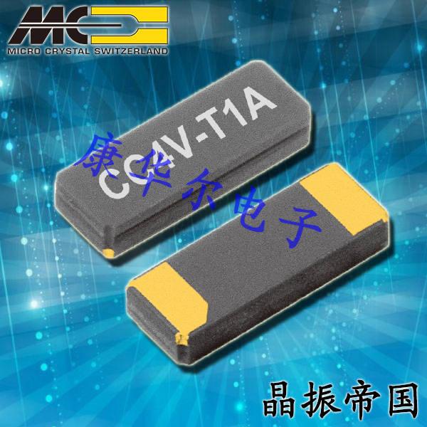 微晶晶振,石英晶振,CC5V-T1A晶振