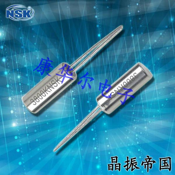 NSK晶振,插件晶振,NXG 2-6晶振,时钟晶振