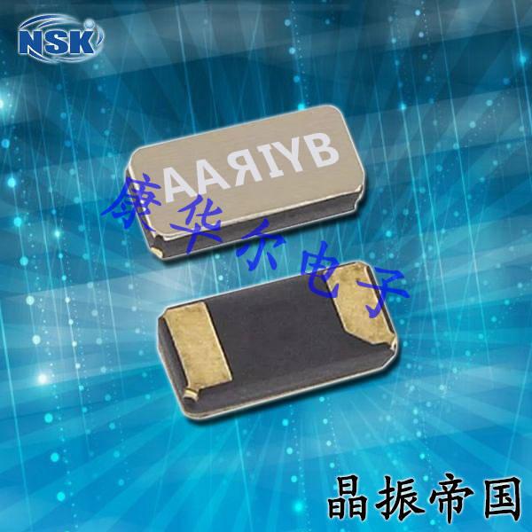 NSK晶振,贴片晶振,TFX-02S晶振,32.768K晶振