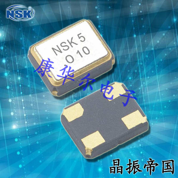 NSK晶振,消费电子晶振,NAOL 22振荡器