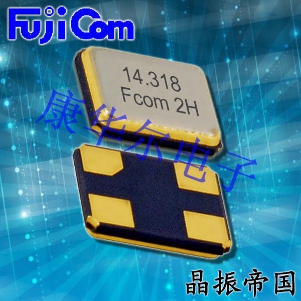富士晶振,贴片晶振,FSX-6M晶振,6035晶振