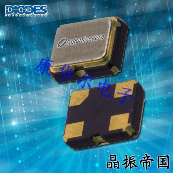 百利通亚陶晶振,有源晶振,FJ晶振,FJ2500036Z晶振,有源贴片晶振