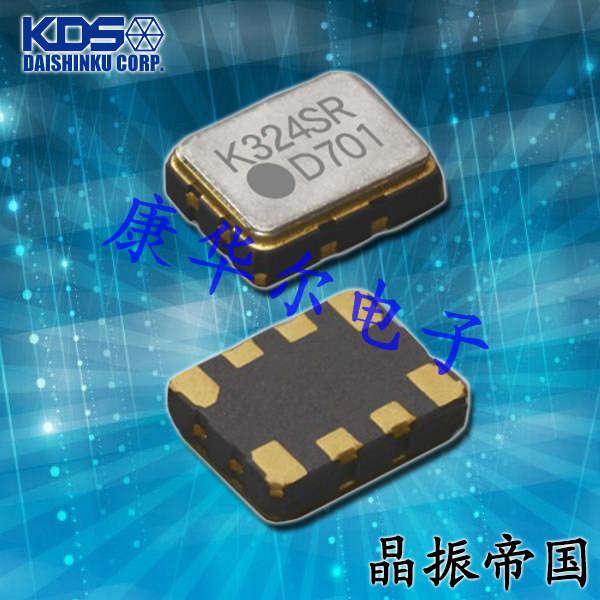 KDS晶振,压控温补晶振,DSA535SD晶振,1XTQ10000VFA晶振