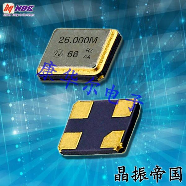 NDK晶振,贴片晶振,NX3225SA晶振,NX3225SA-24.000MHZ-STD-CSR-1晶振