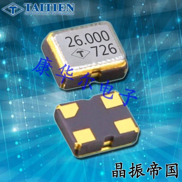 泰艺晶振,有源晶振,PY晶振,PYETGCJANF-12.000000晶振