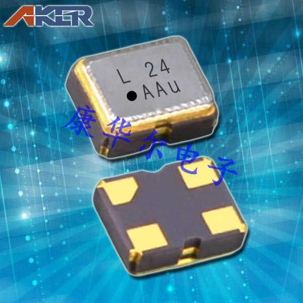AKER晶振,2016贴片晶振,VTON-211有源晶体