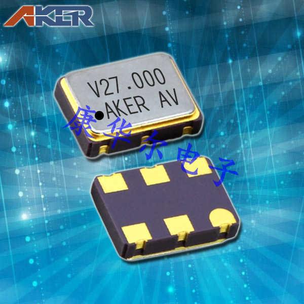AKER晶振,5032有源晶体,VXON-531压控晶振