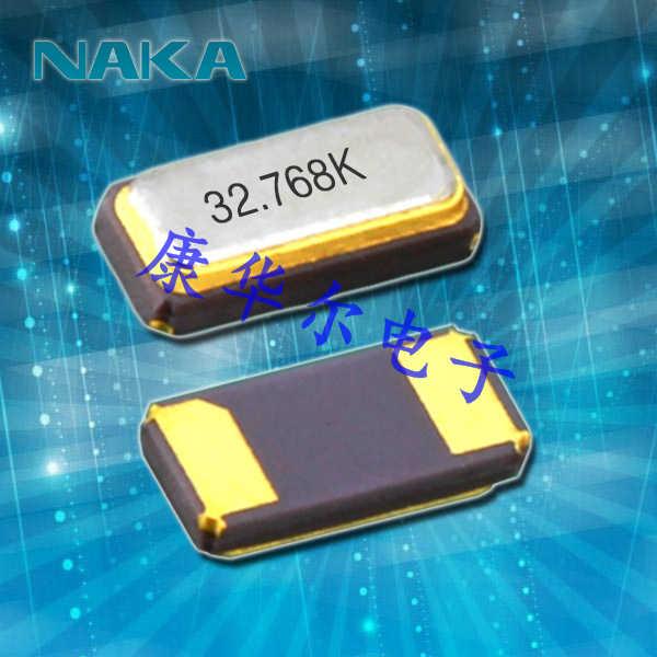 NAKA晶振,3215石英晶体,CU312无源晶振