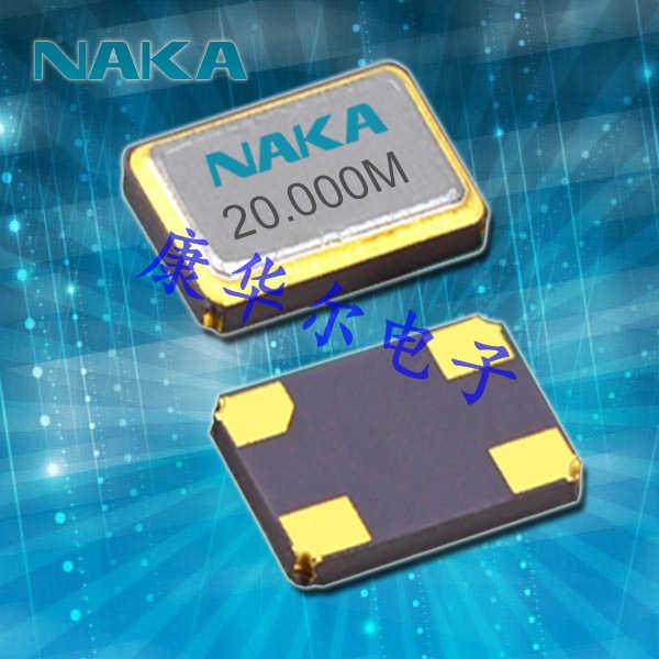 NAKA晶振,日本进口晶振,TC500振荡器