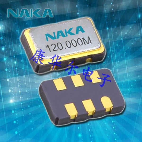 NAKA晶振,5032进口晶振,VC500压控晶振