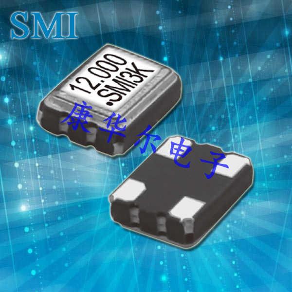 SMI晶振,小型压控晶振,32SMOVD有源晶体