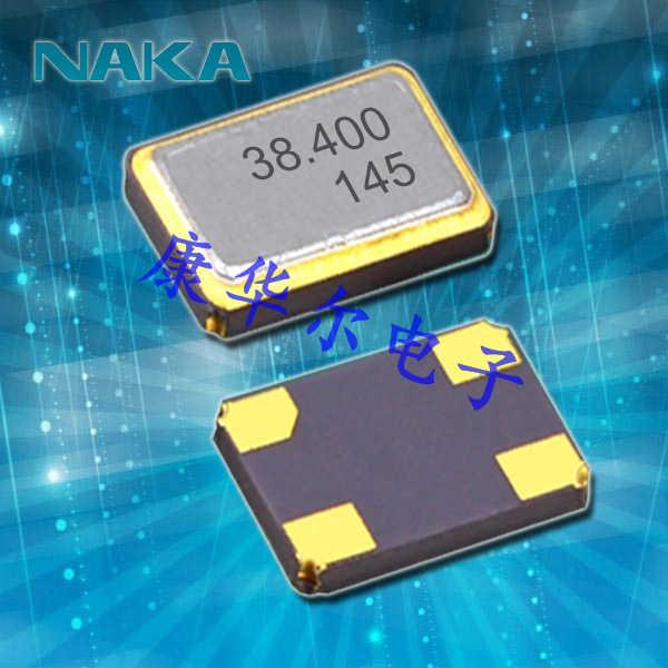 NAKA晶振,消费电子晶振,CU500无源晶振