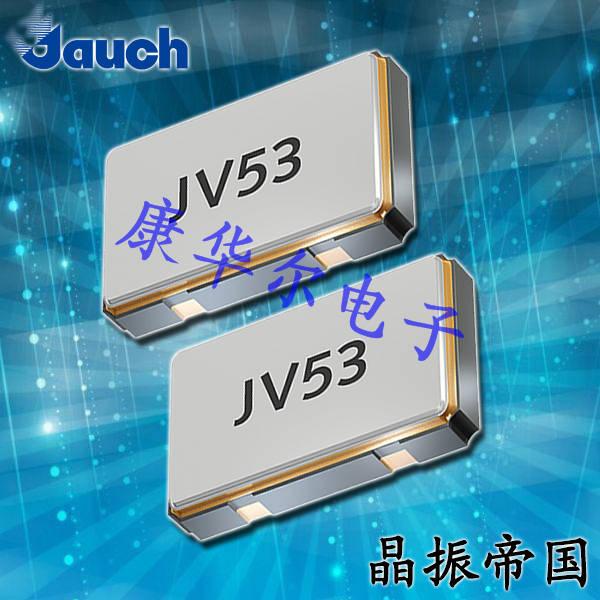 Jauch晶振,工业设备晶振,JO53水晶震荡子
