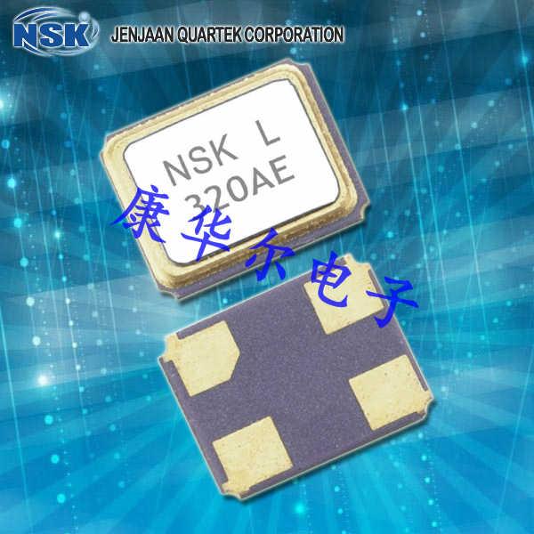 NSK晶振,四脚无源晶体,NXL-22晶体谐振器