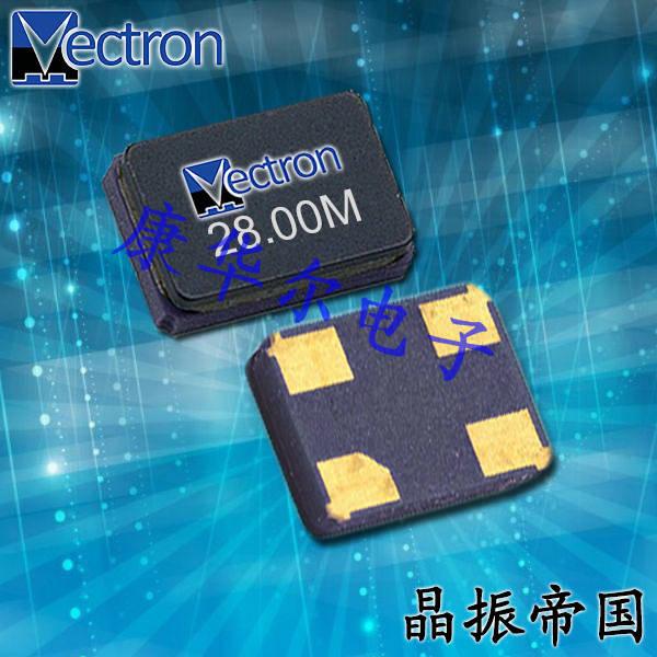Vectron晶振,1612石英晶体,VXN1贴片晶振