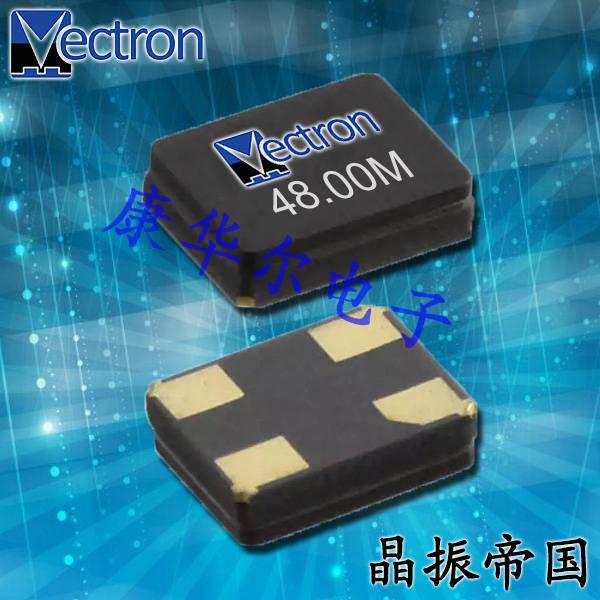 Vectron晶振,四脚石英晶体,VXM7贴片晶振