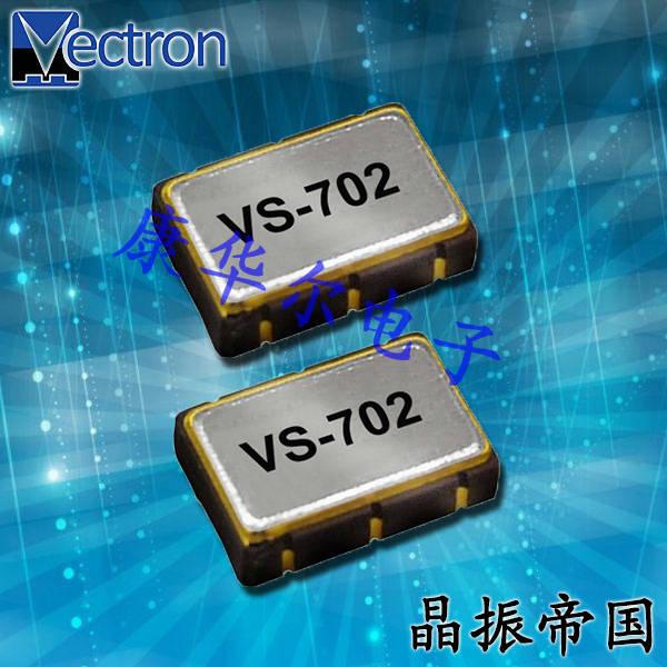 Vectron晶振,六脚有源晶体,VX-805压控晶振