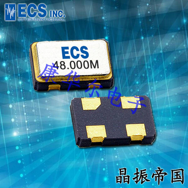 ECS晶振,ECS-3961晶振,ECS-3961-200-A-TR水晶震荡子