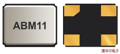Abracon晶振,ABM11贴片晶振,ABM11-16.000MHZ-D2X-T3石英晶体