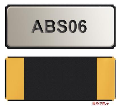 Abracon晶振,ABS06石英晶体,ABS06-107-32.768KHZ-T水晶振子